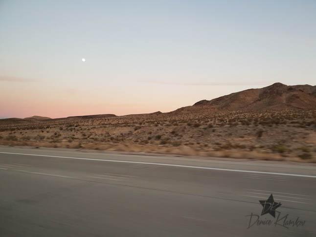 Køretur til LA