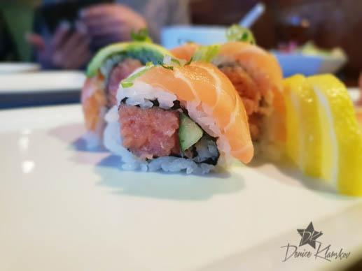 Sushi er så lækkert kabuki